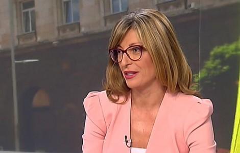 Екатерина Захариева: Не бягаме от избори и служебен кабинет