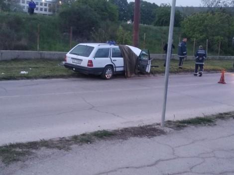 """Пиян шофьор, погубил приятелката си в ПТП във """"Владиславово"""", отива в затвора"""