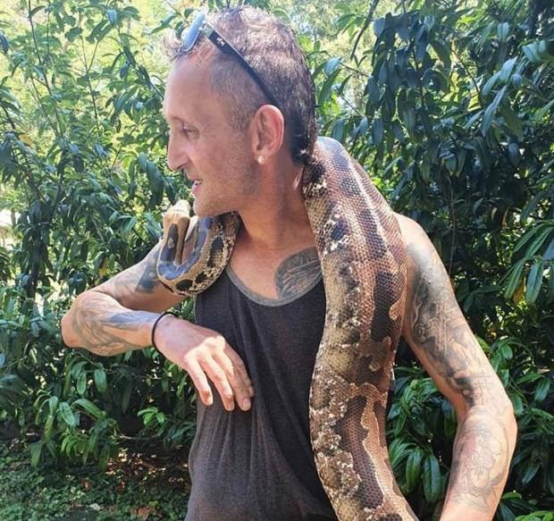Варненецът Боян Благоев: Убиването на змия носи лош късмет!