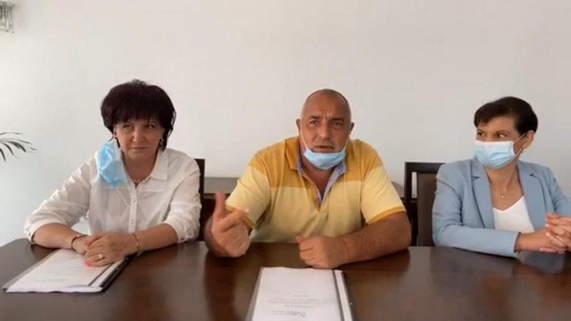 Борисов: И на дъщеря ми няма да дам да управлява, а е хубаво дете