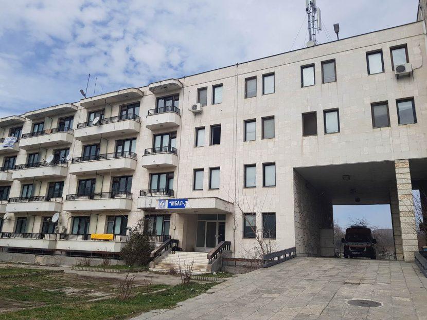 Обмислят болницата в Девня за лечение на заразени с Ковид-19