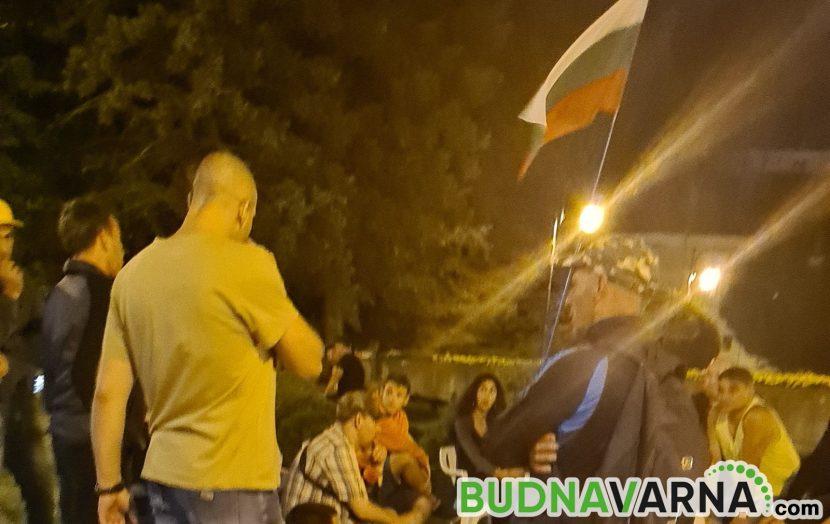 Протестиращи: не искаме партии на яхват протеста