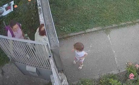 Защо баща насилствено взе дете от майката?