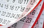 Колко работни дни има през 2021 г.