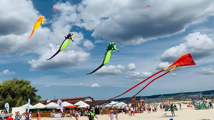 Фестивалът на хвърчилата днес във Варна