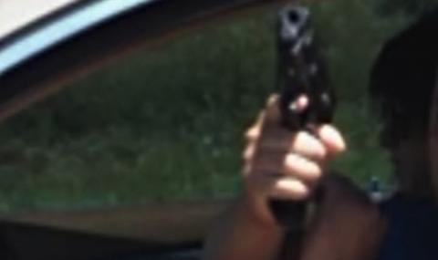 Стрелба и юмруци на пътя Добрич – Варна