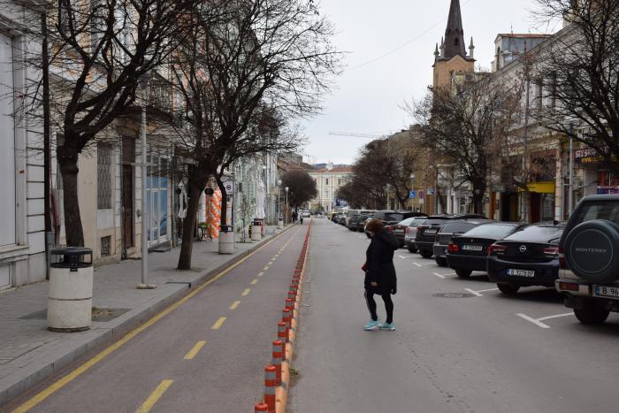 """Варненската улица """"Преслав"""" става пешеходна днес в Деня без автомобили"""