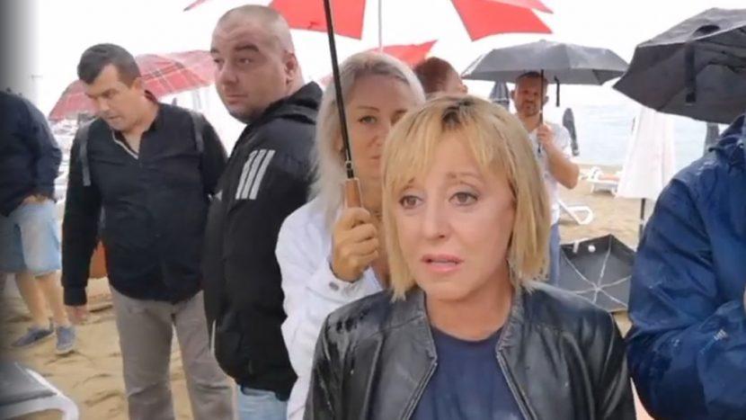 Разобличиха лъжа на Мая Манолова