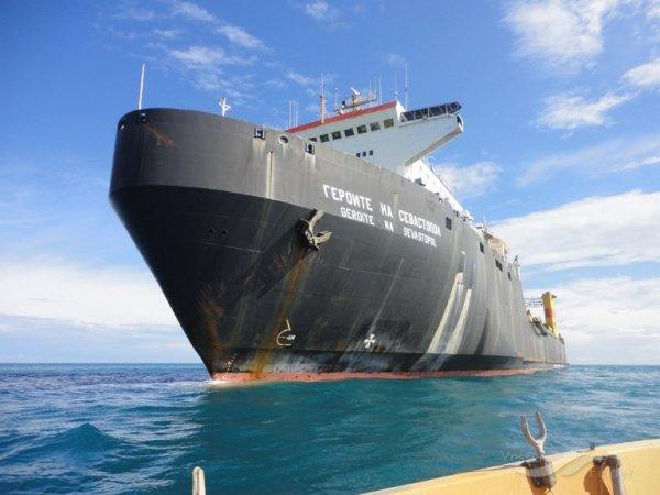 Легендарният ферибот на Варна преустанови дейност