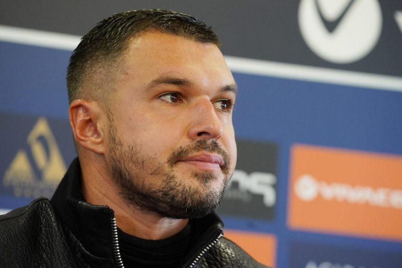 """Левски"" поставят условие за да подпишат договор с Валери Божинов"