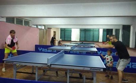 В Провадия отвори врати нова зала за Тенис на маса