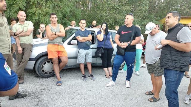 """Аспаруховци с акция срещу """"дървената мафия"""""""