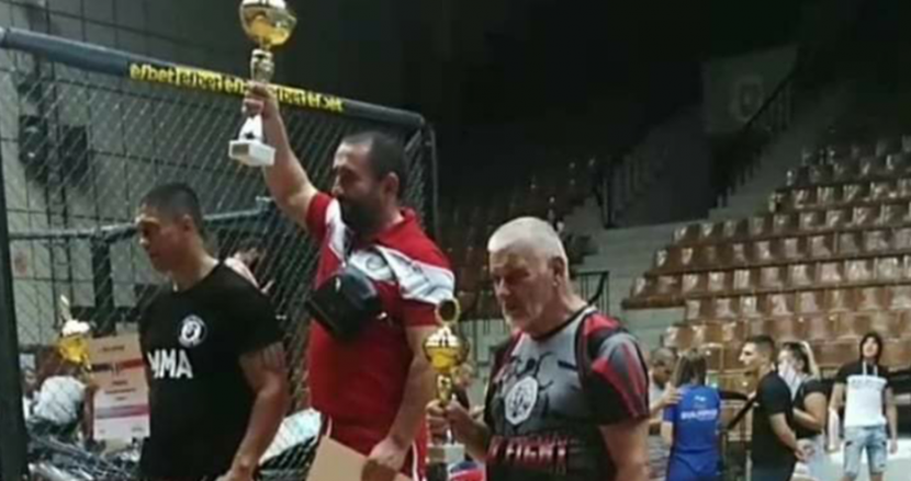 ММА – Варна отборен шампион на България