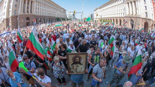 """Готвят """"Второ Велико Народно въстание"""" на 10 септември"""