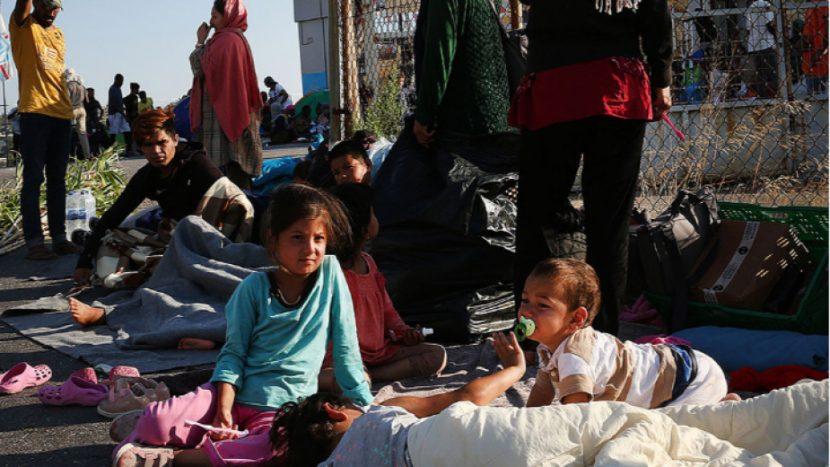 """България предлага да приюти 20 деца от изгорелия лагер """"Мория"""""""
