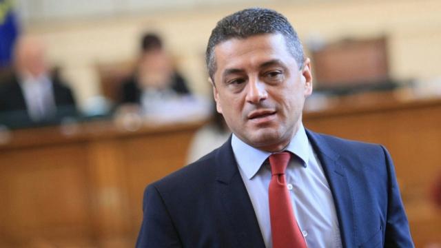 Красимир Янков се оттегля от битката за вота в БСП