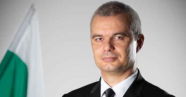 Костадин Костадинов: Искаме смъртно наказание при корупция, подкрепяме китайския модел