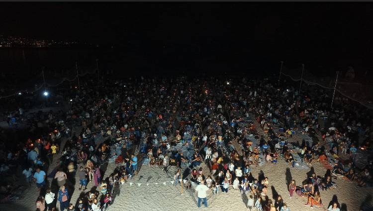"""""""Най-дългата вечеря на плажа"""" отново във Варна"""