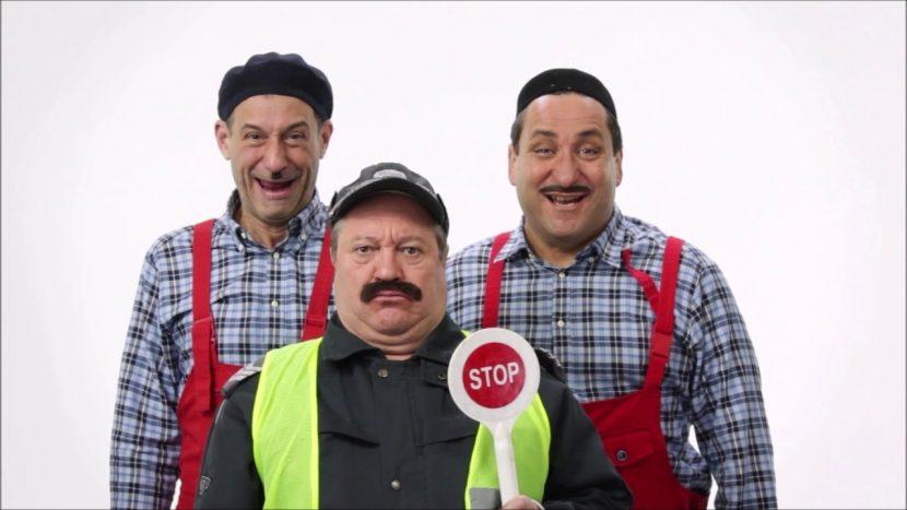 """""""Майсторите на комедията"""" разсмиват до сълзи публиката на 18.09 в Летен театър"""