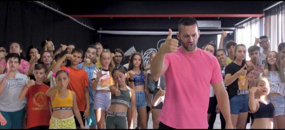 Creators Dance Center с първа песен (видео)