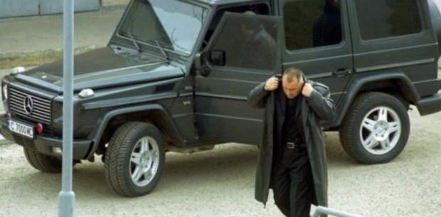 Колите на Бойко Борисов (снимки)