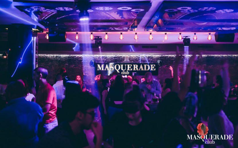 Партитата през октомври в Masquerade Club