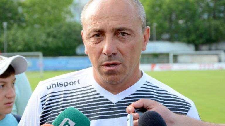 Илиан Илиев: Клубните треньори имат отговорност за развитието на младите, новото поколение дава надежда за футбола ни