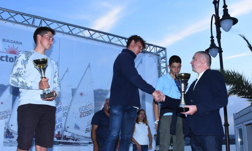 Български победи в Европейската купа по ветроходство във Варна