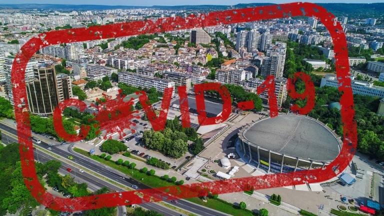 1352 нови случаи на Covid – 19 в страната