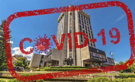 Близо 3500 заразени с Covid-19 за денонощие