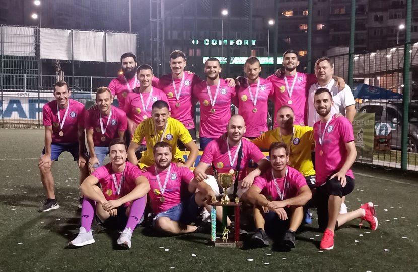 Порто-Ди Ес поведе класирането в Premier лигата на АМФЛ-Варна