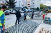 """Изграждат нов паркинг на ул. """"Моряшка"""" в кв. """"Аспарухово"""""""