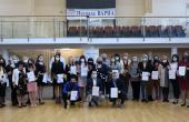 Наградиха 18 млади варненски учители в навечерието на Деня на народните будители