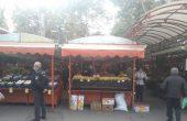 На пазар във Варна в първия ден от по-строгите мерки