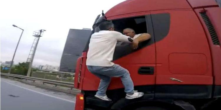 Бой между шофьори във Варна