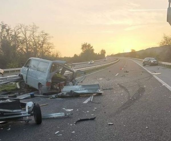 Подробности за тежката катастрофа край Варна вчера
