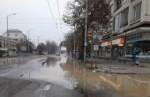 Наводни се булевард във Варна