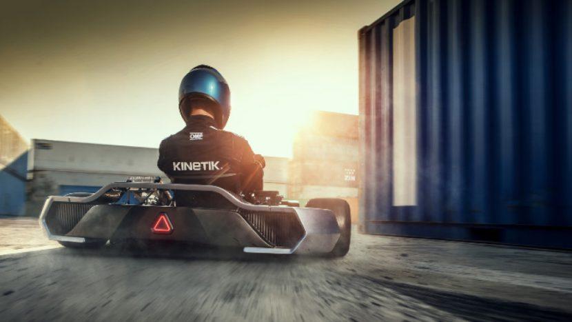 Варненската Kinetik направи на 3D принтер и електрическа картинг кола