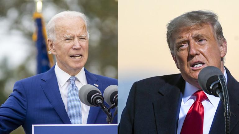 Кой ще е новият президент на САЩ – Тръмп или Байдън (ВИДЕО)