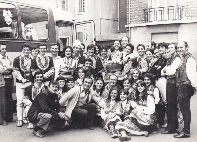 """Фолклорен ансамбъл """"Варна"""" отбелязва 60 години от създаването си"""