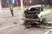 Тежка катастрофа снощи в Аспарухово