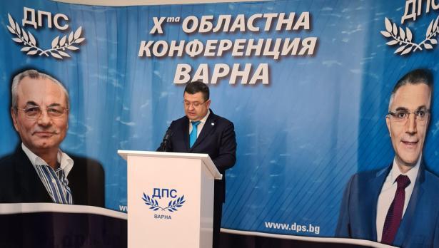 Сали Табаков е новият-стар лидер на ДПС във Варненско