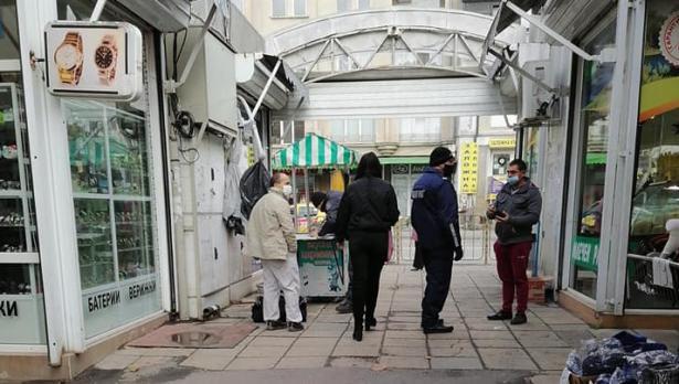 Внимание: Акция във Варна за без маски!