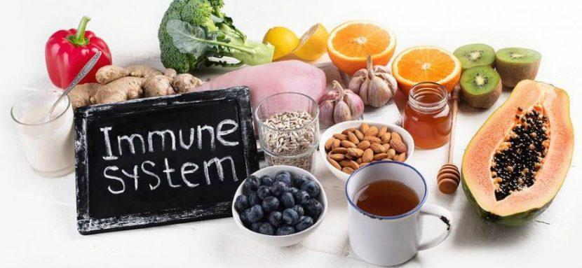 Храните, които зареждат имунната система