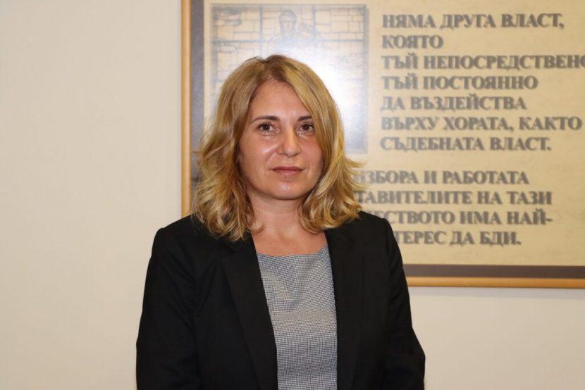 Районен съд – Варна с нов административен директор