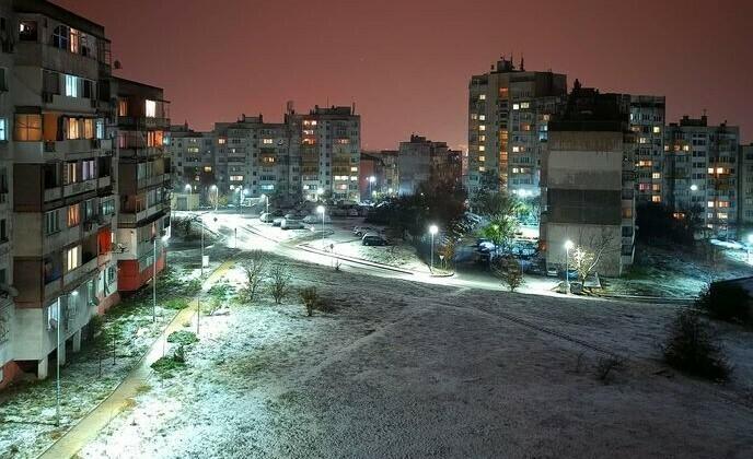 Честито! Заваля първият сняг!