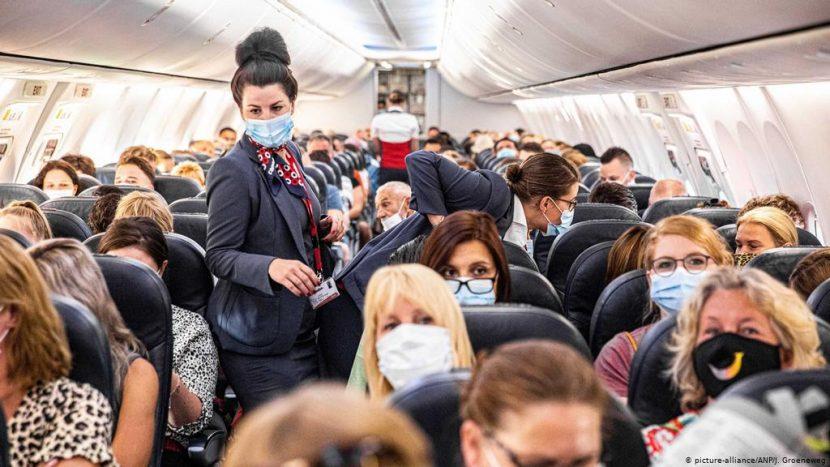 Пътуване със самолет – само след ваксина срещу Covid-19