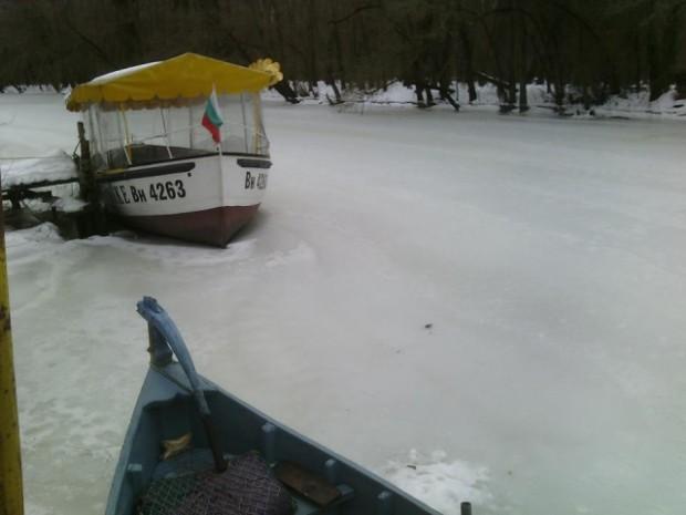 Падна сняг край изворите на Камчия, няма да има проблеми с водата на Варна