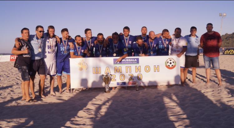 МФК Спартак е отбор на годината във Варна