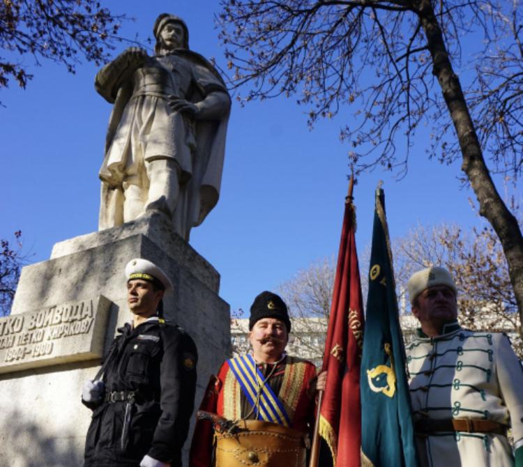 Варна ще отбележи 176 години от рождението на Капитан Петко Войвода